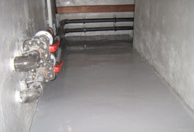 Image: Waterproofing